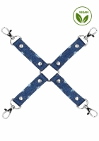 Ouch! Denim Hogtie Roughend Denim Style Blue - Shots