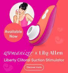 Womanizer Liberty By Lily Allen stimulátor klitorisu