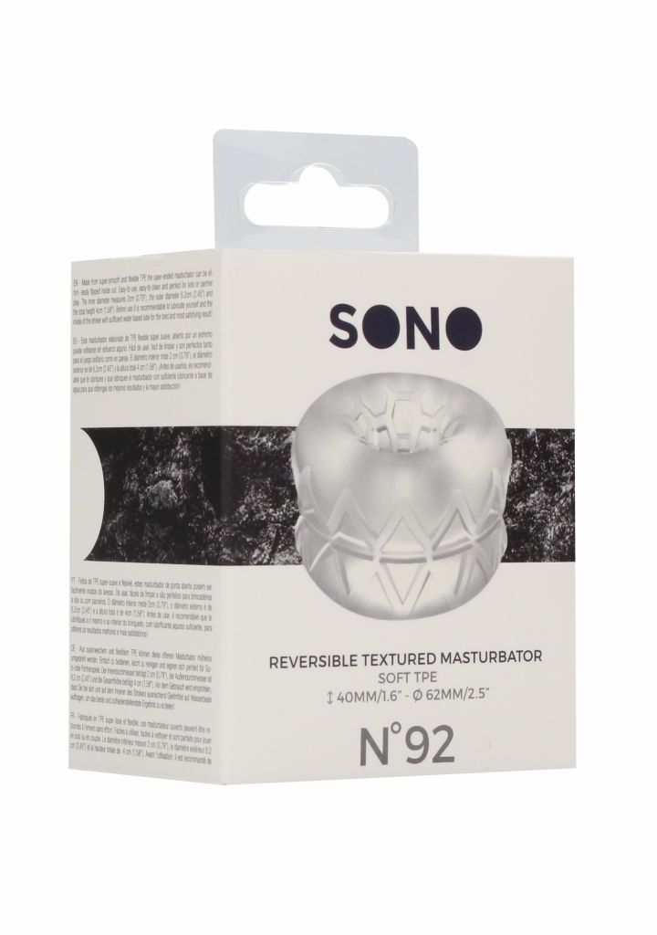 Shots - SONO No. 92 masturbátor