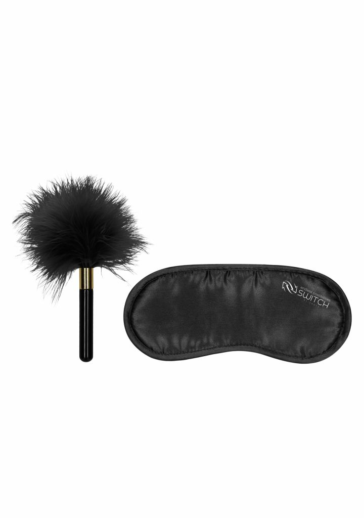 Shots Switch Pleasure Kit 4 black sada vibrátorů