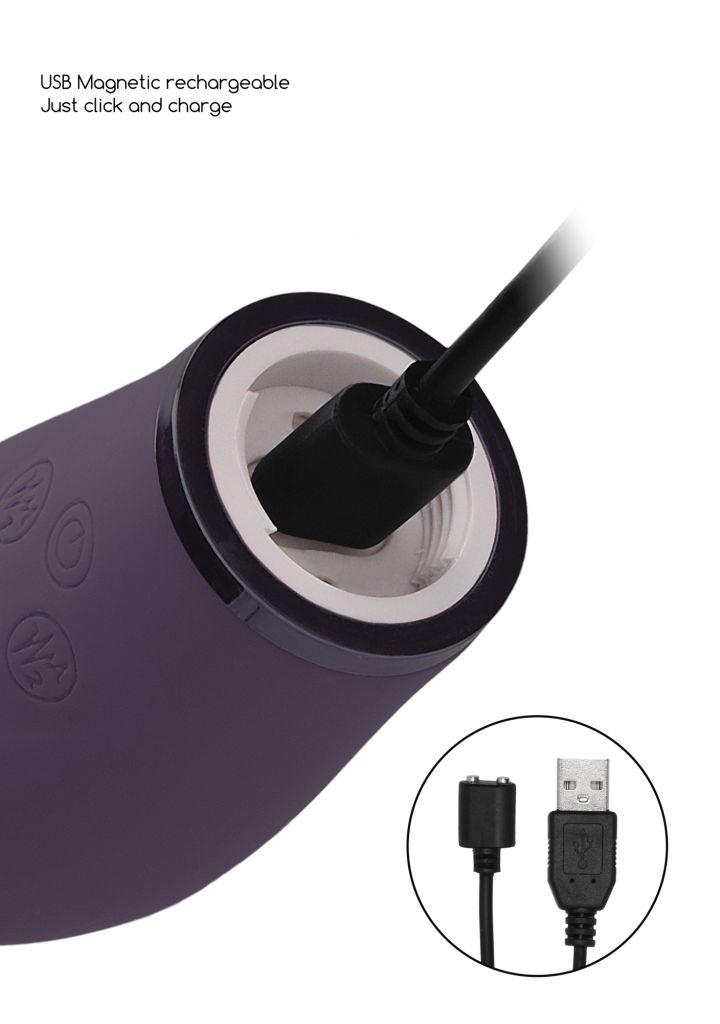 Shots Switch Pleasure Kit 4 purple sada vibrátorů
