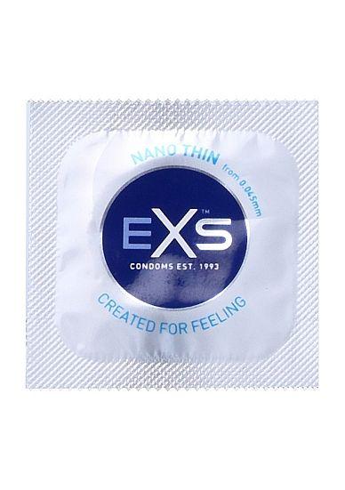 Kondomy EXS Nano Thin 12 pack