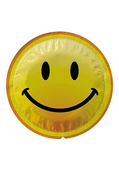 Kondomy EXS Smiley Face 3ks