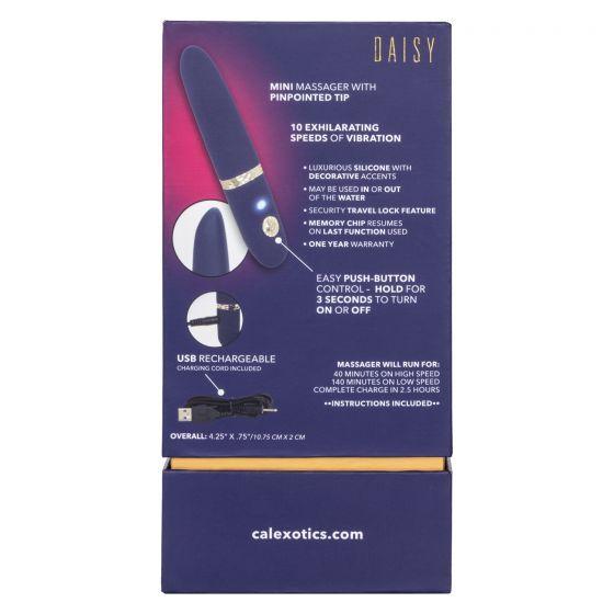 Calexotics Chíc Daisy luxusní minivibrátor