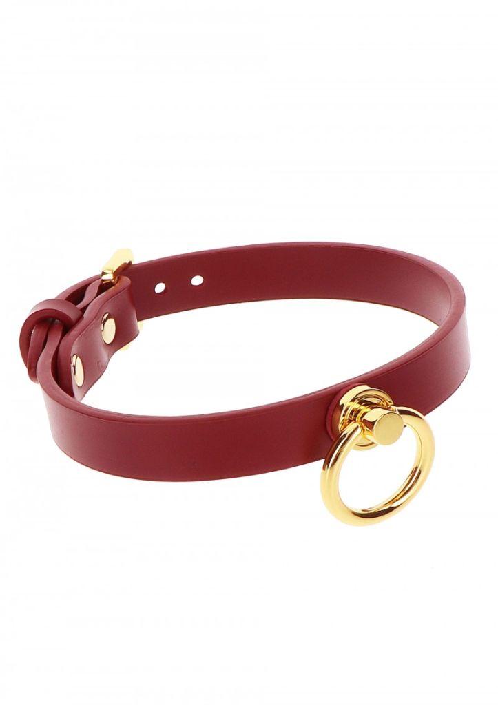 Obojek Taboom O-Ring Collar red