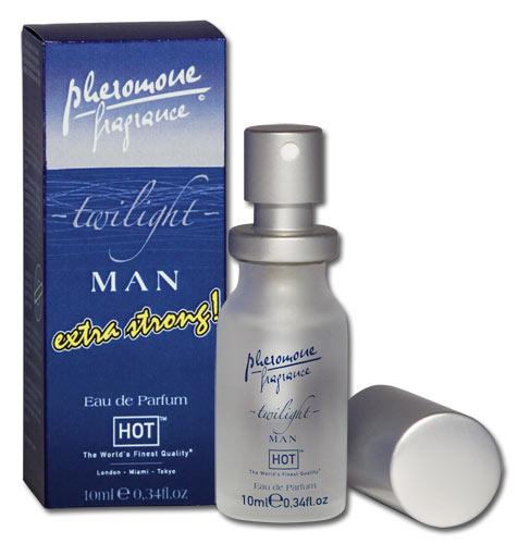 HOT Man Twilight - feromonový parfém pro muže extra-strong 10ml