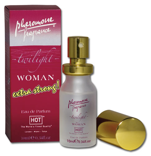 HOT Woman Twilight extra-strong 10ml - feromonový parfém pro ženy