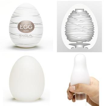 Tenga Egg Silky, fotografie 1/3