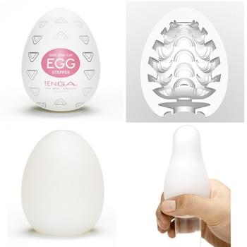 Tenga Egg Stepper, fotografie 1/3