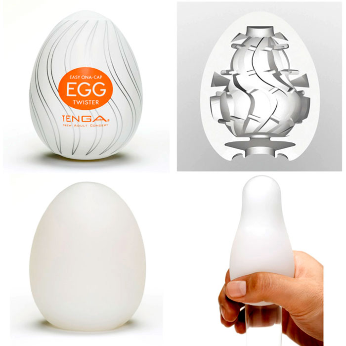 Tenga Egg Twister, fotografie 1/3