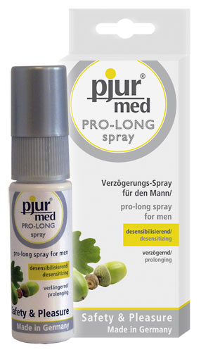 Pjur med PRO-LONG spray 20 ml - Pjur group