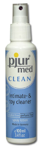 Pjur med Clean desinfekce 100ml - Pjur group