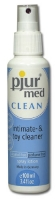Pjur med Clean desinfekce 100ml