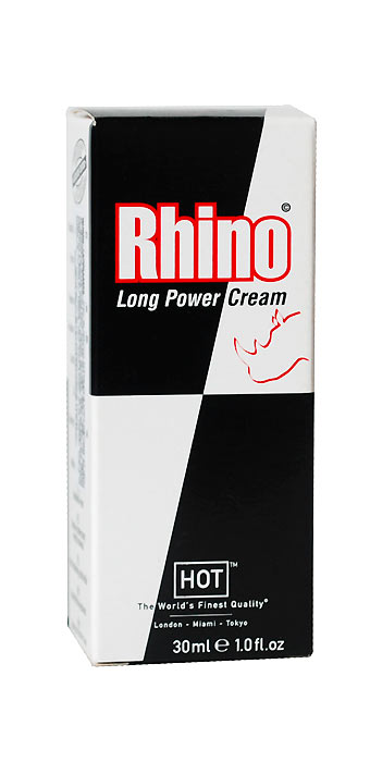 HOT Rhino Long Power Cream 30ml