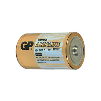 Baterie GP Super Alkaline C 2ks