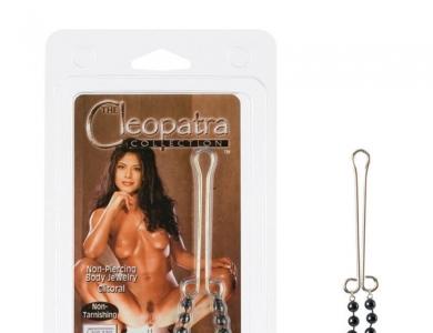 Calexotics Šperk Clips na klitoris Pearl Metalic