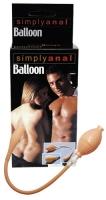 Latexový kolík nafukovací Simply Anal Baloon - Seven Creations
