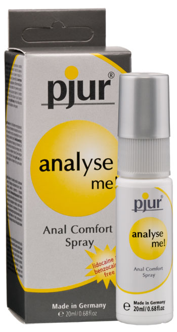 Pjur Analyse me! anal comfort spray 20ml