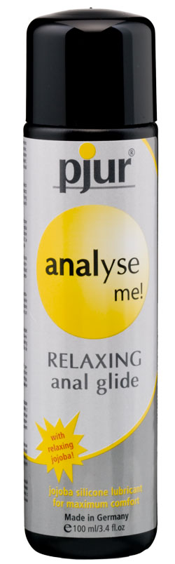 Pjur Analyse me! anal glide 100ml