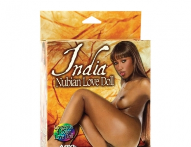 Nafukovací panna - India - California Exotic Novelties