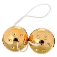 Venušiny kuličky Gold Metal Balls - Seven Creations