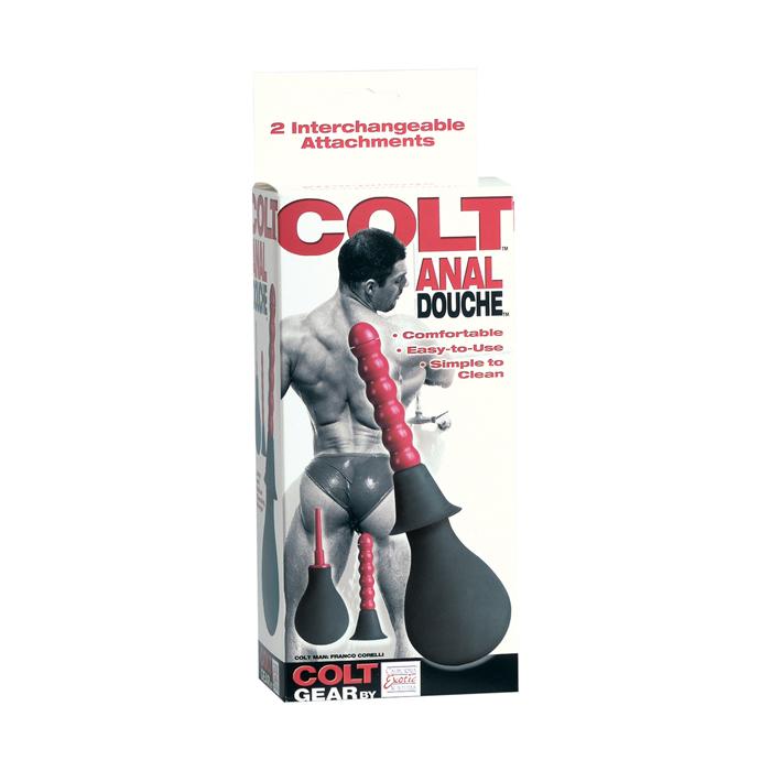 Anální sprcha Colt Anal Douche - California Exotic Novelties, fotografie 1/1