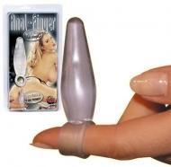 Anální kolík Anal finger transparentní - You2Toys