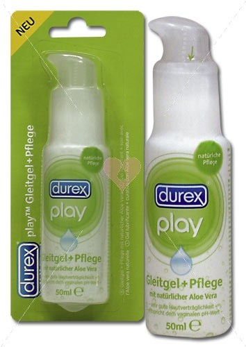 Lubrikační gel Durex Play Aloe Vera 50ml, fotografie 1/1