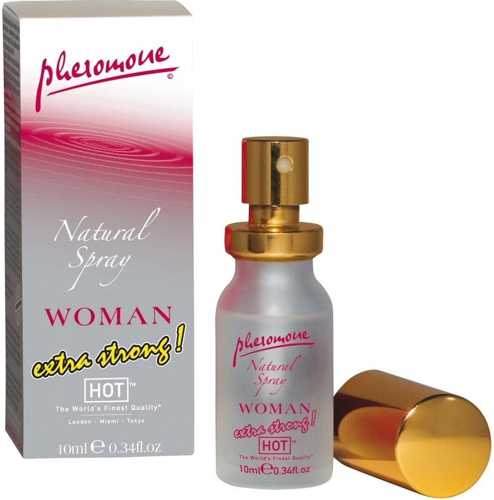 Hot Woman Twilight Natural Spray 10 ml Feromonový parfém pro ženy