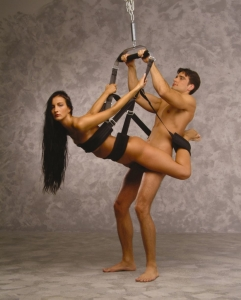 LOVE SWING MULTI-VARIO erotická houpačka - JOYDIVISION