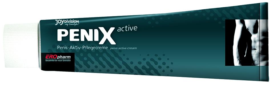 PeniX Active 75ml Speciální krém na penis - JOYDIVISION, fotografie 1/1