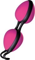 Joydivision Joyballs Secret Pink & Black venušiny kuličky