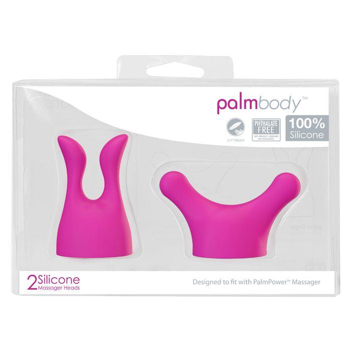 Palmpower - Palmbody nástavce na masážní hlavici Power Jenga