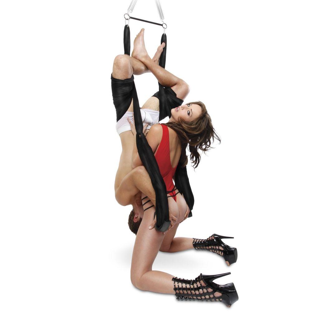 Pipedream Yoga Sex Swing erotická houpačka