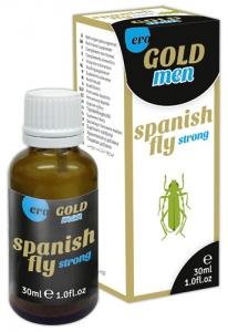 Spanish Fly Gold Men 30ml Afrodiziakum - HOT