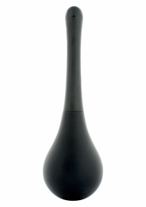 Intimní sprcha Squeeze Clean black - Seven Creations