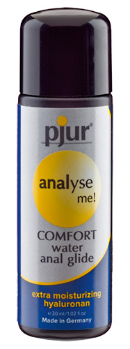 Pjur Analyse me! comfort water anal glide 30ml