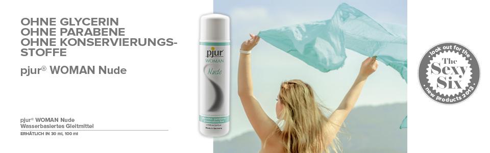 Neutrální lubrikační gel na vodní bázi bez konzervačních látek, glycerinu a parabenů... Méně je někdy více!