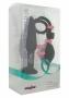 Anální kolík nafukovací Inflatable Butt Plug je vyroben z lékařského silikonu s hladkou úpravou povrchu, velice příjemný na dotek.