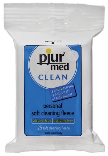 Pjur Med Clean - Čistící a dezinfekční ubrousky - Pjur group
