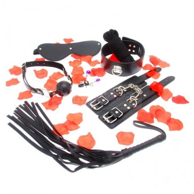 BDSM Starter Kit - Toy Joy, fotografie 13/7