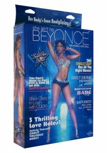 Nafukovací panna Beyonce - Pipedream