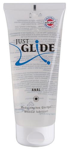 Lubrikační gel Just Glide Anal  200ml
