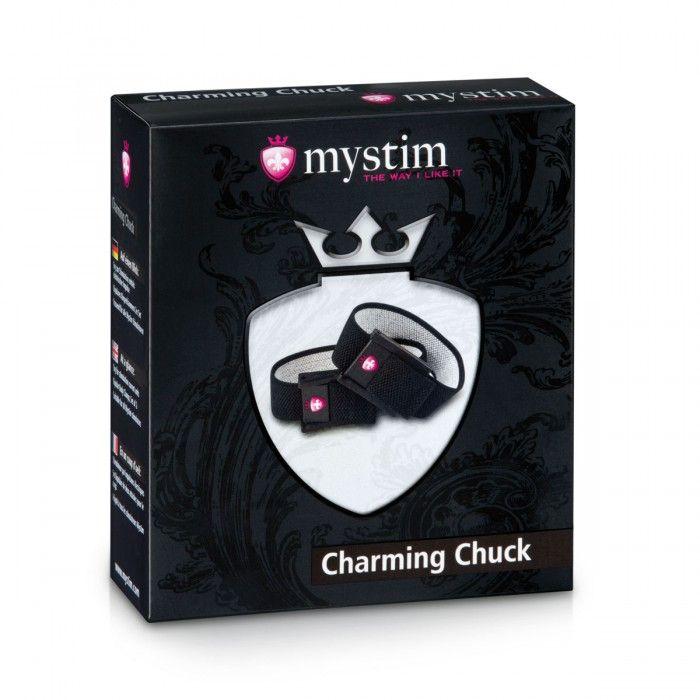 Mystim Charming Chuck Elektro stimulační kroužky