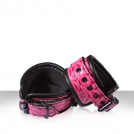 Pouta na zápěstí Sinful pink - NS Novelties