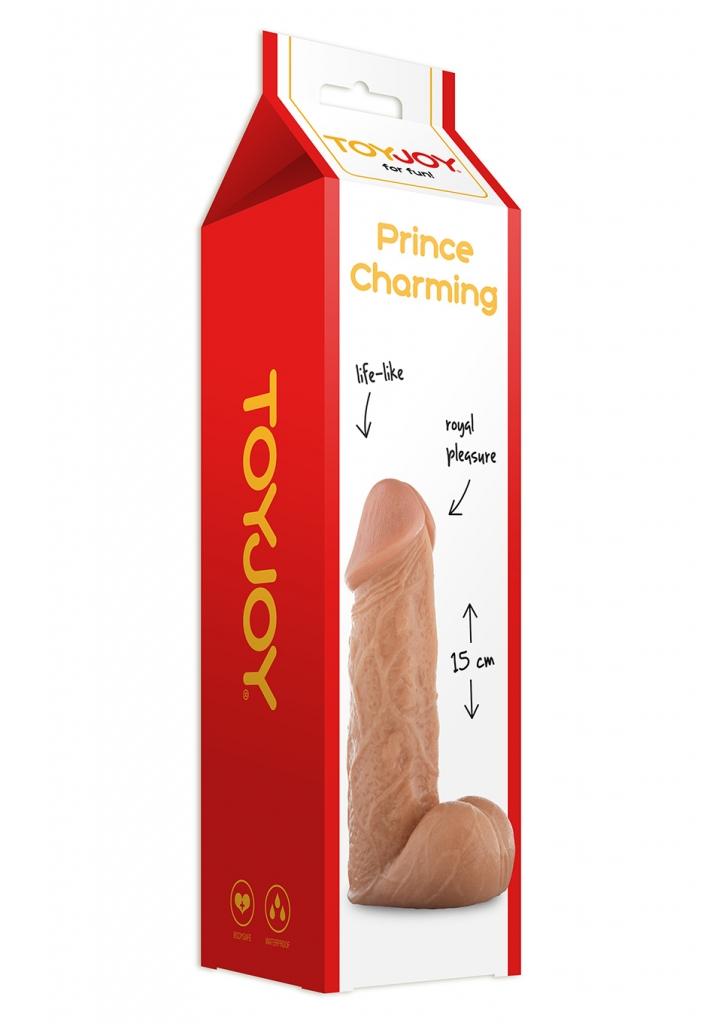 Dildo Prince Charming 15cm - Toy Joy, fotografie 1/1