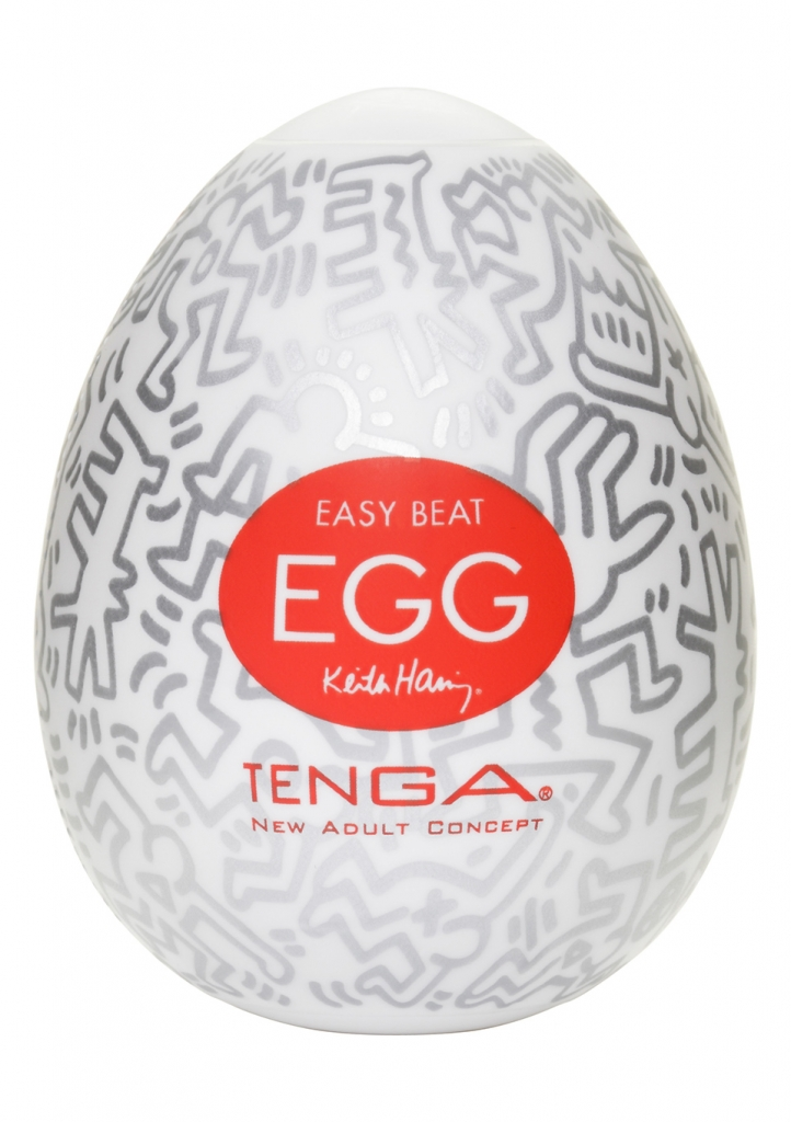 Tenga Egg Keith Haring Party