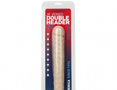 Doc Johnson Double Header Bender dildo 30 cm
