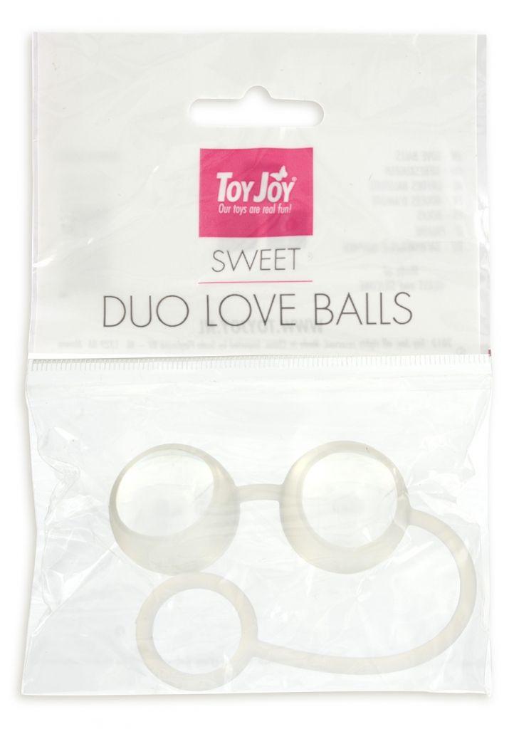 ToyJoy Duo Love Balls vaginální kuličky