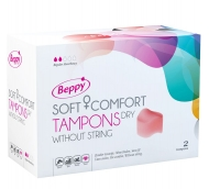 Beppy Classic Dry Tampony 2ks